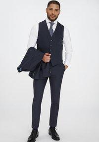 Van Gils - Suit waistcoat - dark blue - 1