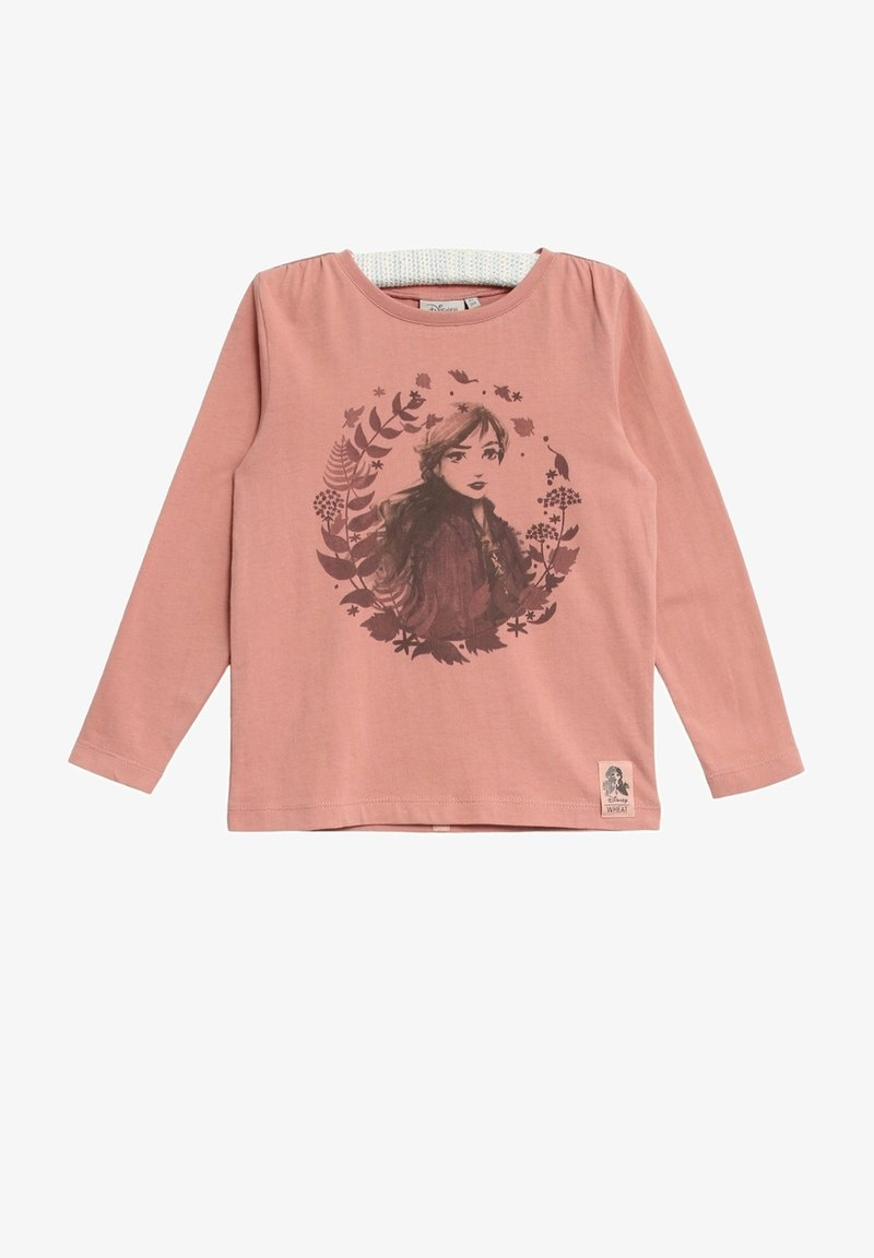Wheat - Long sleeved top - light pink