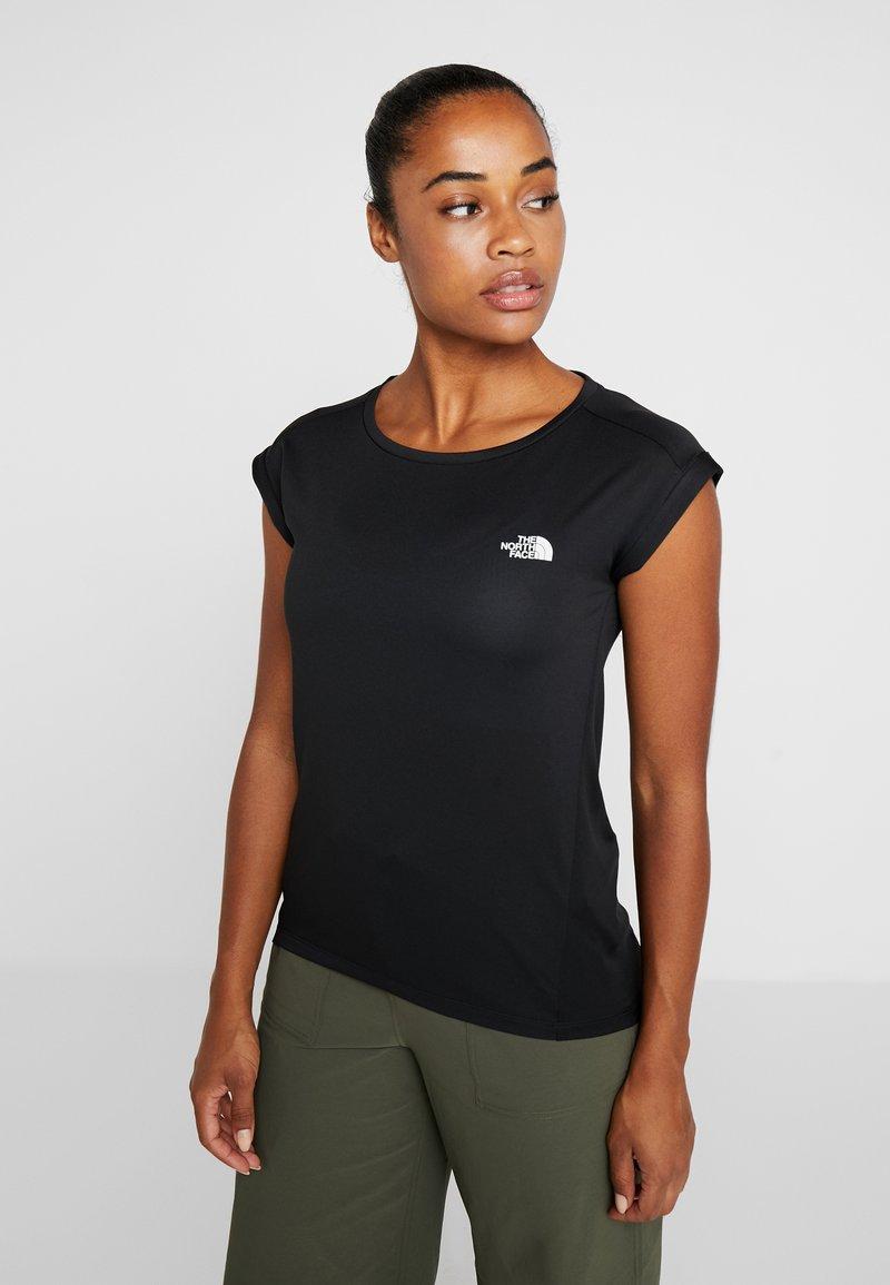 The North Face - TANKEN TANK  - Basic T-shirt - black