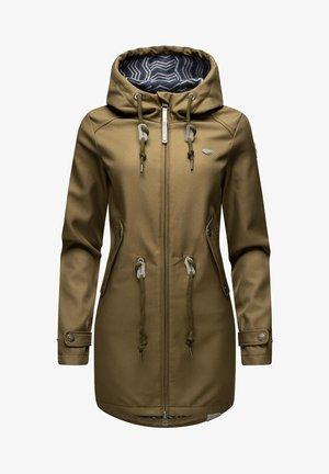 LEANNE - Winter coat - olive