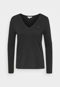 Tommy Hilfiger - CLASSIC - Long sleeved top - black - 4