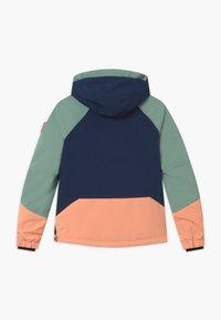 O'Neill - ANORAK - Snowboardová bunda - blue/mint/apricot - 1