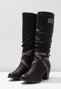 Rieker - Winter boots - schwarz - 4