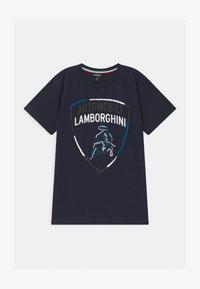 Automobili Lamborghini Kidswear - SHIELD - T-shirt print - blue hera - 0