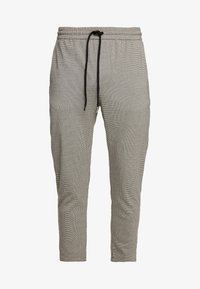 Only & Sons - ONSLINUS CHECK PANT - Trousers - chinchilla - 3