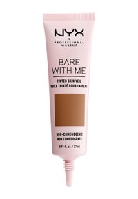 Nyx Professional Makeup - BARE WITH ME TINTED SKIN VEIL - Foundation - 8 nutmeg sienna - 1