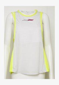 Tommy Sport - STRAPPY BOYFRIEND TANK - Sports shirt - green - 3