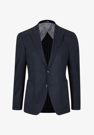 Suit jacket - dunkelblau melange