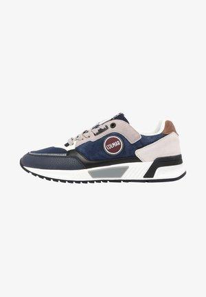 DALTON - Sneakers laag - navy / warm grey