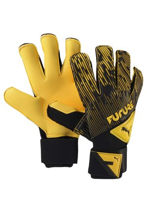 Goalkeeping gloves - yellow/black