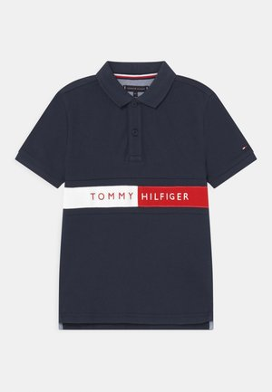 FLAG - Polo shirt - twilight navy