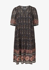 Zizzi - Day dress - blue - 1