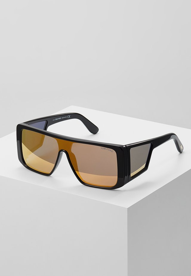 Sonnenbrille - yellow/black
