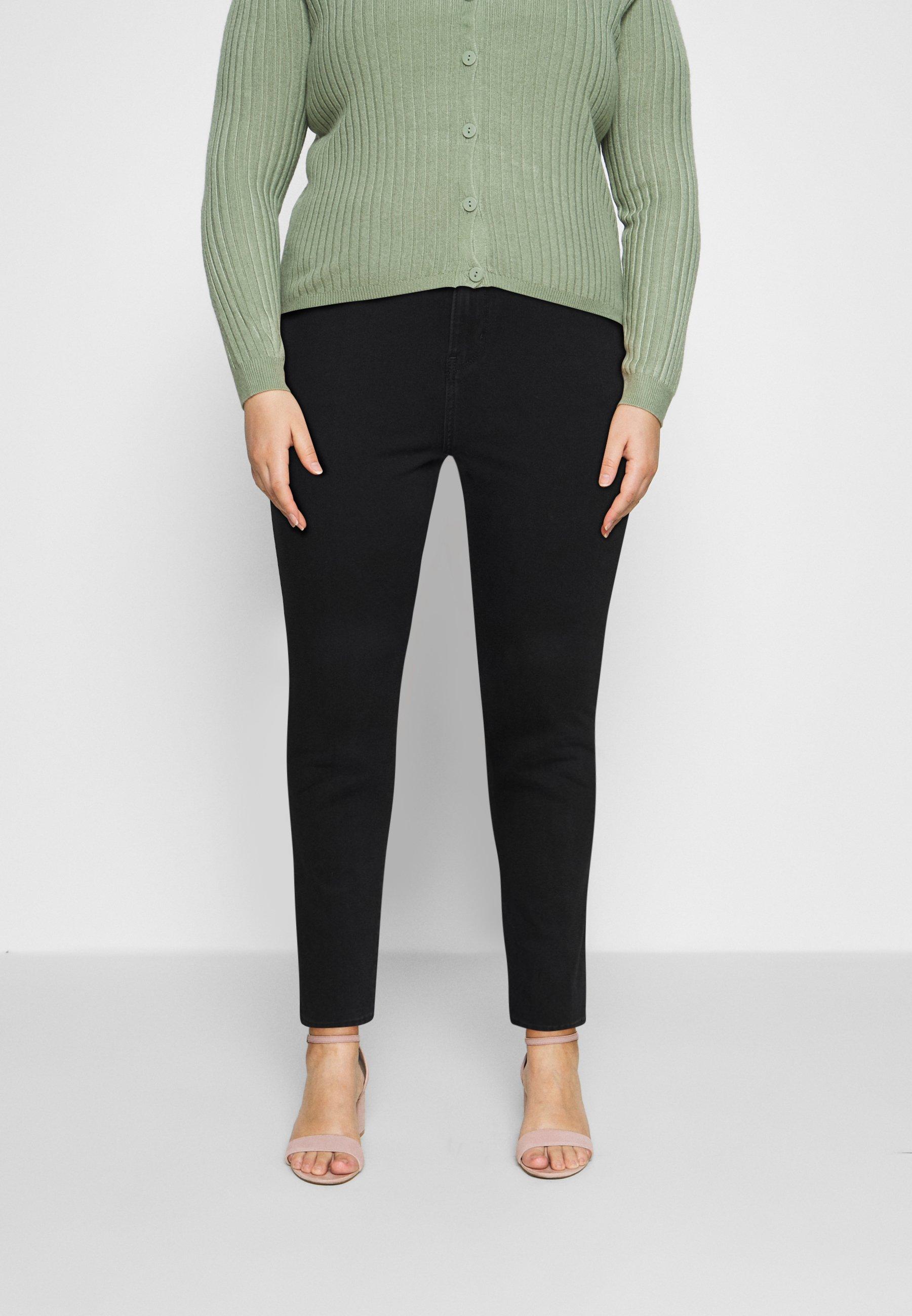Women 721 PL HI RISE SKINNY - Jeans Skinny Fit