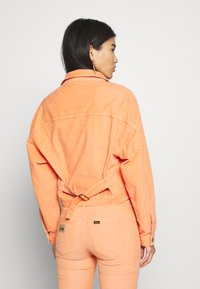 LOIS Jeans - TORERO  - Summer jacket - papaya - 2