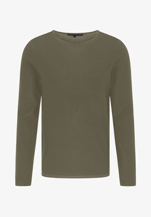 RIK - Long sleeved top - green