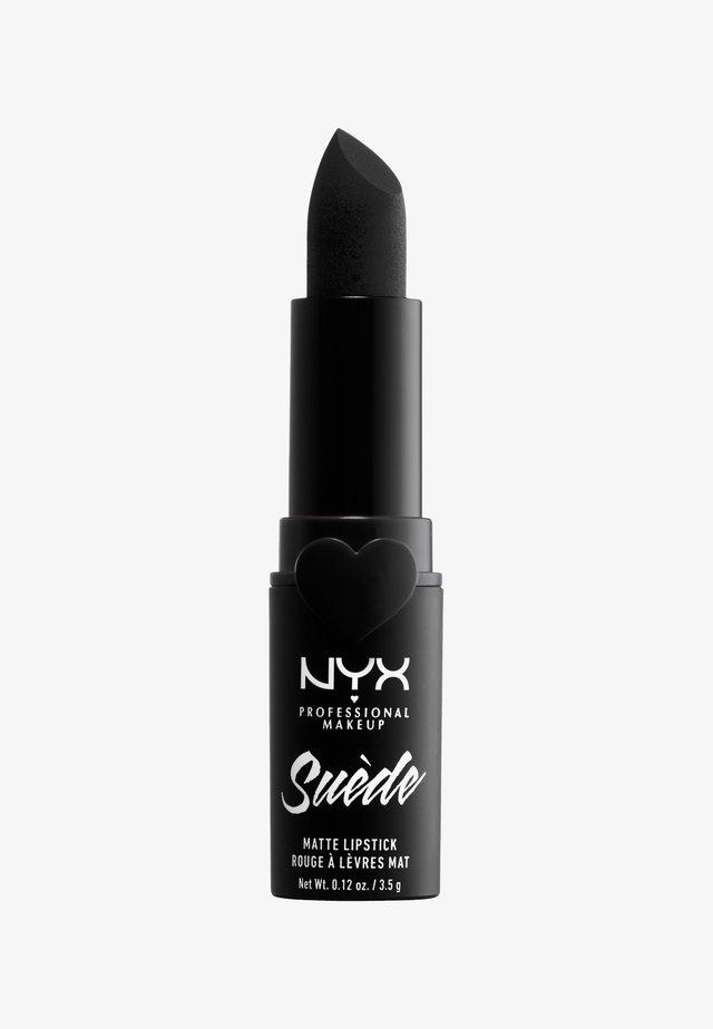 SUEDE MATTE LIPSTICK - Lipstick - 36 alien