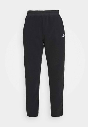 PANT WINTER - Spodnie treningowe - black/white