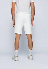 BOSS - HEADLO  - Trainingsbroek - white - 2