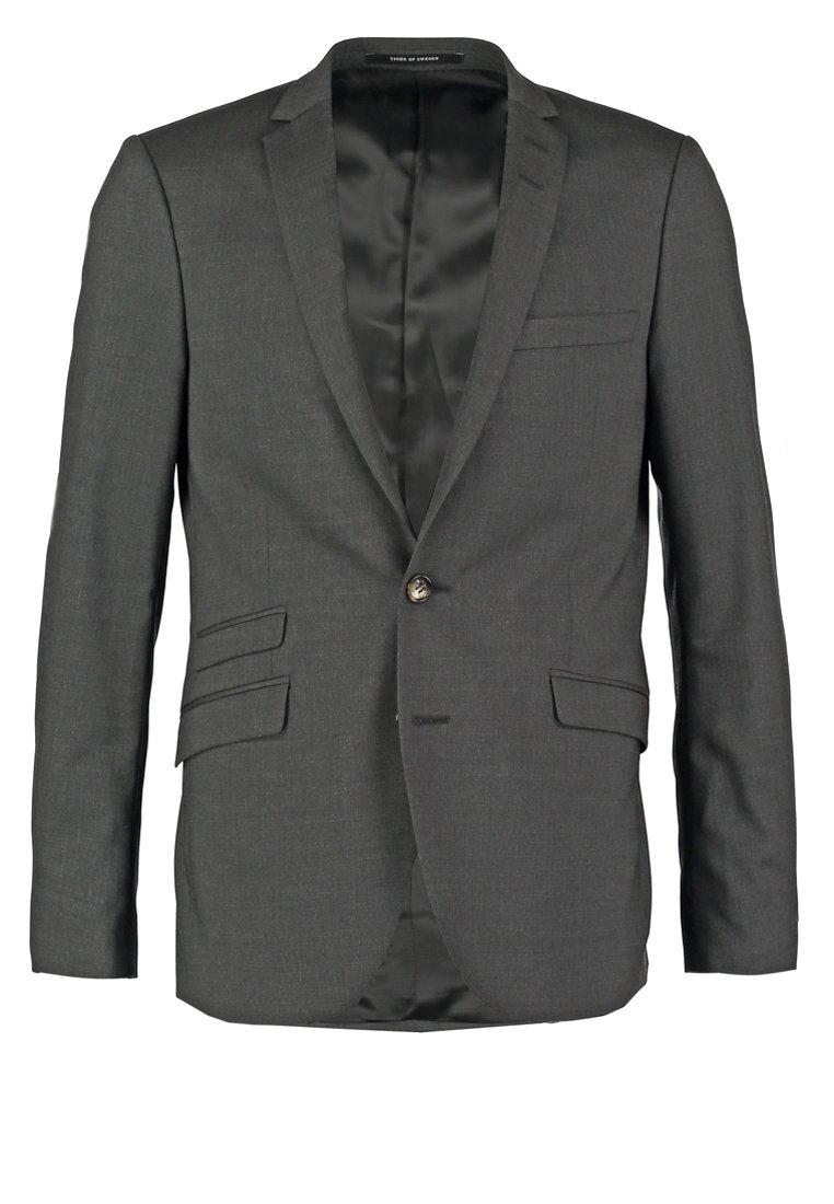 NEDVIN Dressjakke dark gray