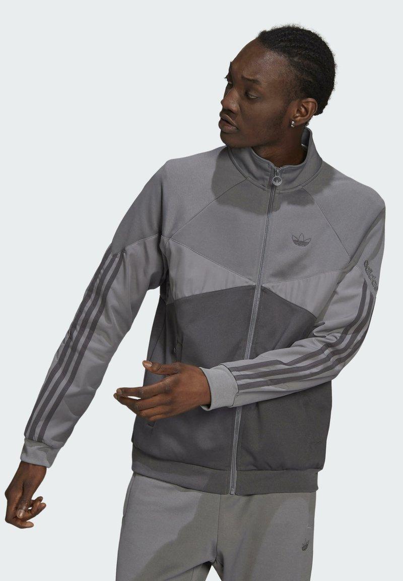 adidas Originals - Zip-up sweatshirt - grey