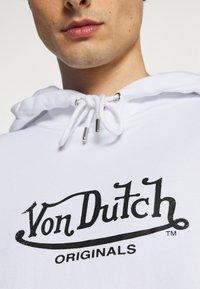 Von Dutch - MILAN - Mikina - bright white - 5