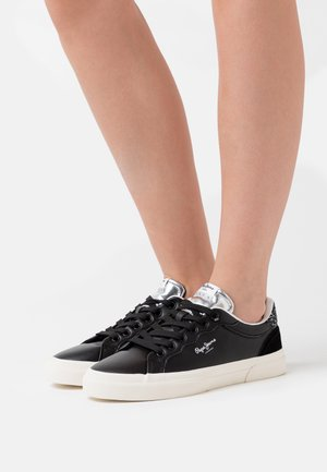 KENTON CLASSIC WOMAN  - Sneakersy niskie - black