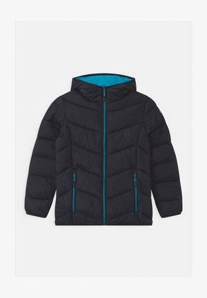 GIRL FIX HOOD - Winter jacket - black