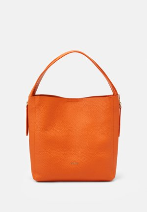 GRACE ZIP - Handbag - orange ballerina