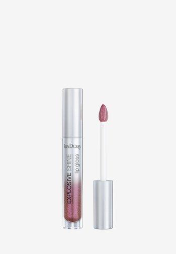 EXPLOSIVE SHINE LIP GLOSS - Lip gloss - purple shine