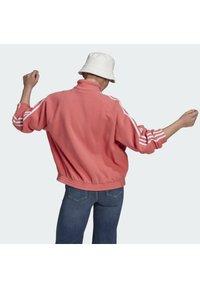 adidas Originals - FLEECE HZ - Fleece jumper - hazy rose - 2