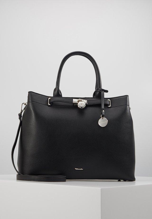 ASTRID - Tote bag - black