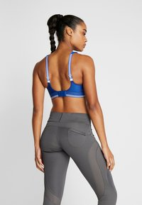 triaction by Triumph - EXTREME LITE - High support sports bra - blue - 2
