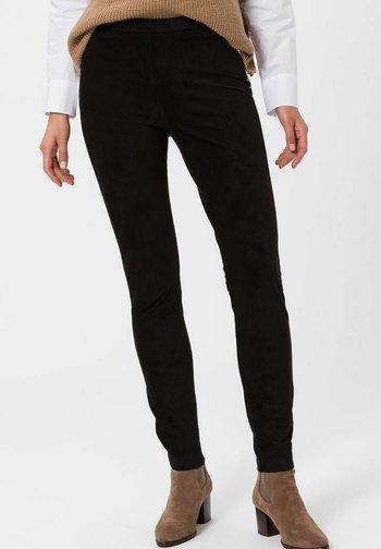 STYLE MARLOWE - Leggings - Trousers - black