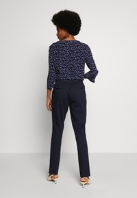 s.Oliver - Trousers - navy - 2