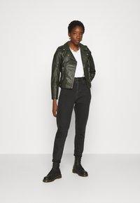 Vero Moda - VMKERRIULTRA  - Faux leather jacket - rosin - 1