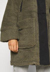 H2O Fagerholt - SMART JACKET - Winter coat - forrest green - 5