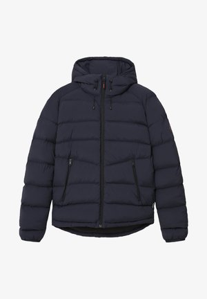 A-LOYLY - Winter jacket - blu marine