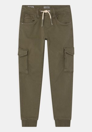 CHASE  - Cargo trousers - army