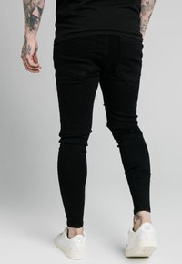SIKSILK - Jeans Skinny Fit - black - 4