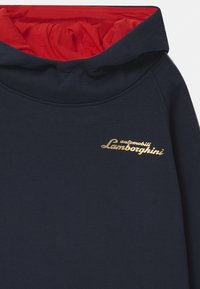 Automobili Lamborghini Kidswear - SHIELD TAPE HOODED  - Felpa - blue hera - 2