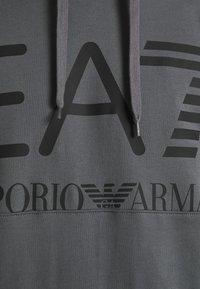 EA7 Emporio Armani - Sweatshirt - dark grey - 7