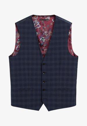 SIGNATURE MOTIONFLEX - Waistcoat - dark blue