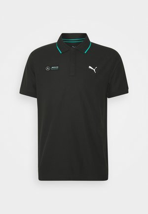 Polo shirt - puma black