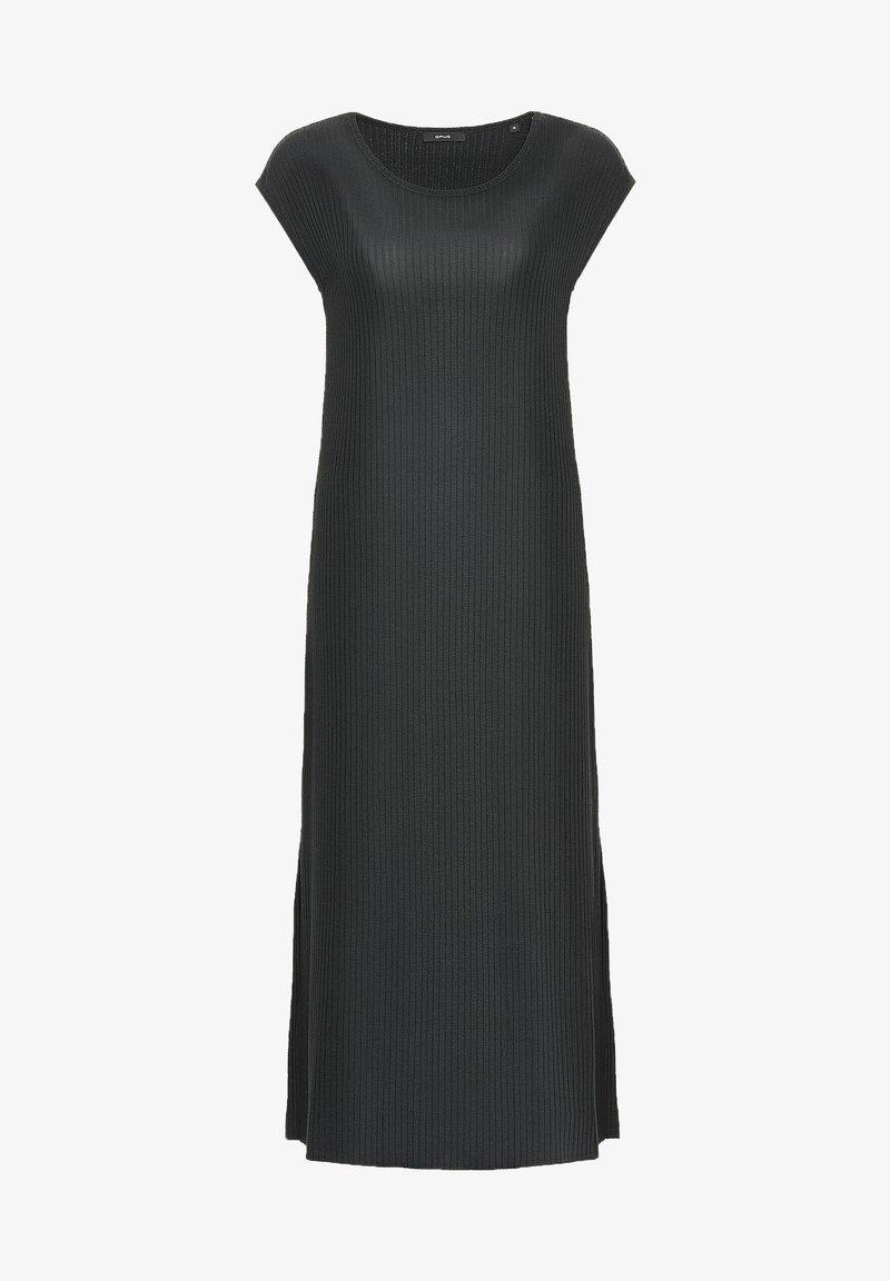 Opus - WINSTON - Day dress - schwarz