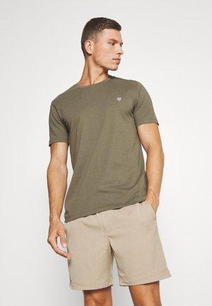 SHORT SLEEVE COLLA - Basic T-shirt - sea turtle