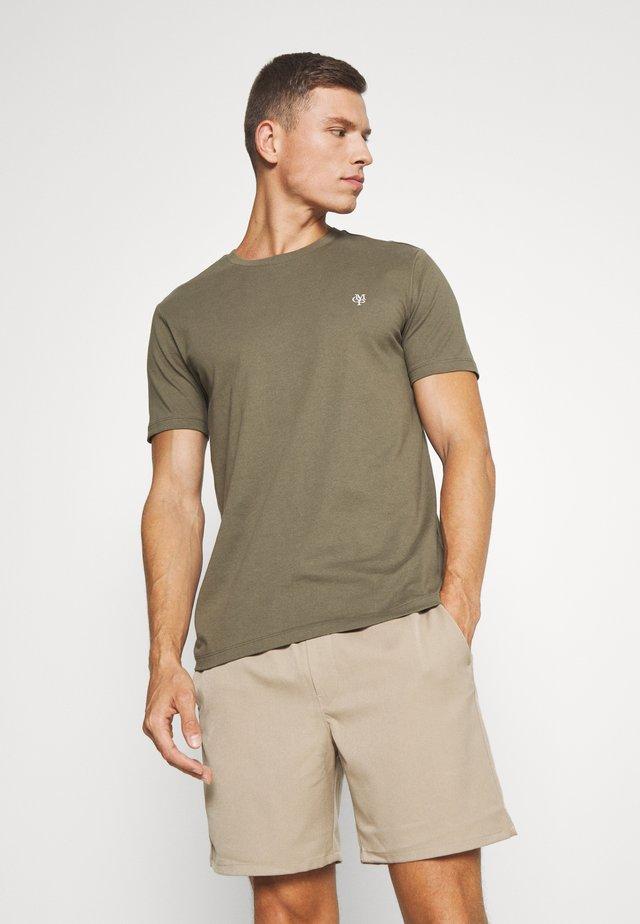 SHORT SLEEVE COLLA - T-shirt - bas - sea turtle