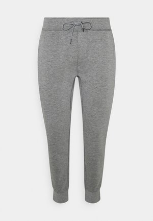 PANT - Tracksuit bottoms - classic grey heather