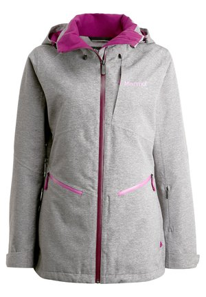 WOMEN TESSAN  - Ski jacket - deep plum