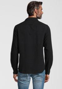 Scotch & Soda - OXFORD - Shirt - black - 1
